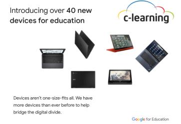 Chromebook availability